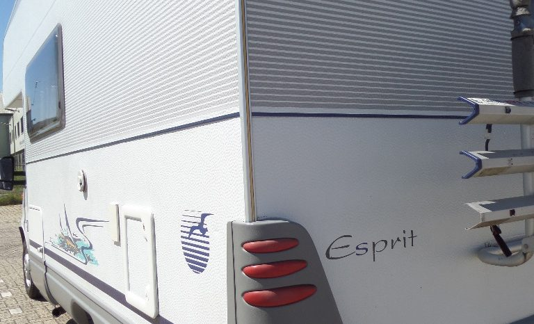 FIAT Ducato 2.8 i.d.TD, Dethleffs Globetrotter Esprit cheio